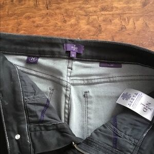 NYDJ Jeans - NYDJ grey denim.